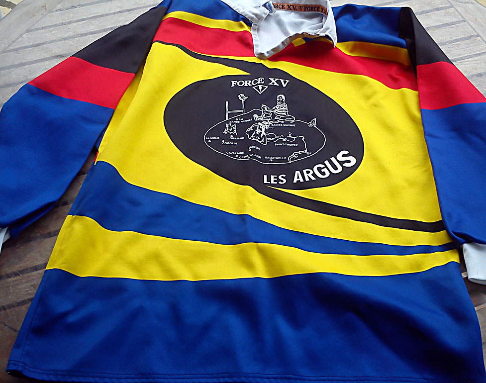 ARGUS-Maillot